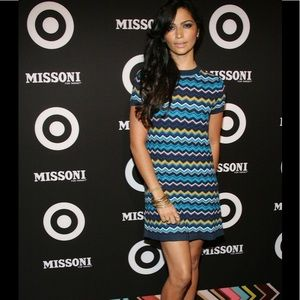 Missoni for Target chevron dress medium